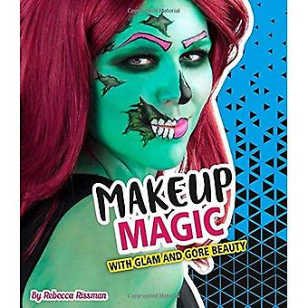 Makeup Magic with Glam and� Gore Beauty (DIY Fearless Fashion 4D)