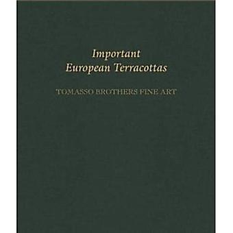 Important European Terracottas: Tomasso Brothers Fine Art