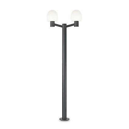 Ideal Lux - Concerto Anthracite Two Light Floor Lamp IDL147208