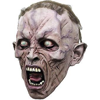 Wwz Scream Zombie 2 3/4 Mask For Halloween