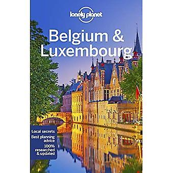 Lonely Planet Belgique & Luxembourg (Guide de voyage)
