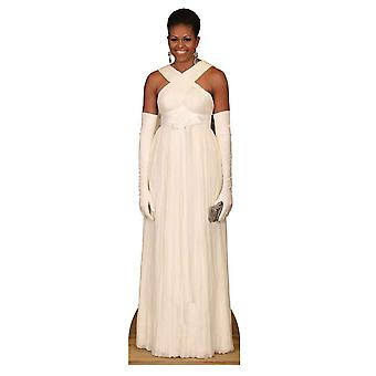 Michelle Obama First Lady Lifesize Cardboard Cutout / Standee / Standup