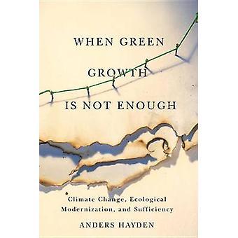 Wenn Green Growth ist nicht genug - Klimawandel - ökologische Moderniz