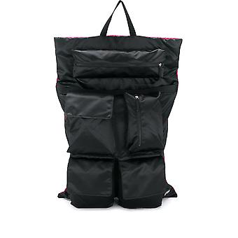 Eastpak Fuchsia Polyurethane Backpack