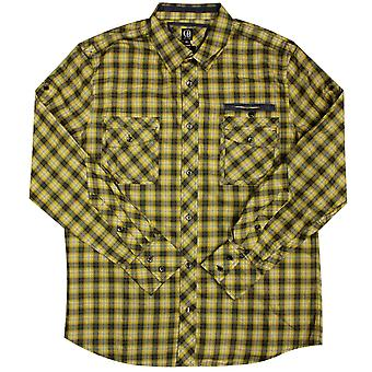 Cavi Aerial Long Sleeve Shirt Mustard