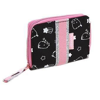 Kinderpusheen Celebrity Zip-Around Purse