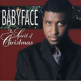 Babyface - Spirit of Christmas [CD] USA import