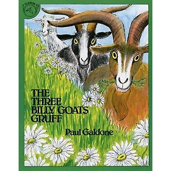 The Three Billy Goats Gruff Big Book by Paul Galdone - Peter Christen