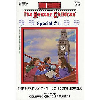 The Mystery of the Queen's Jewels by Gertrude Chandler Warner - Charl