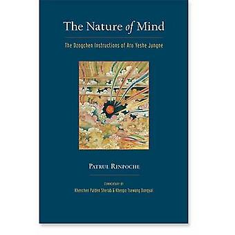 Nature of Mind - The Dzogchen Instructions of Aro Yeshe Jungne by Khen