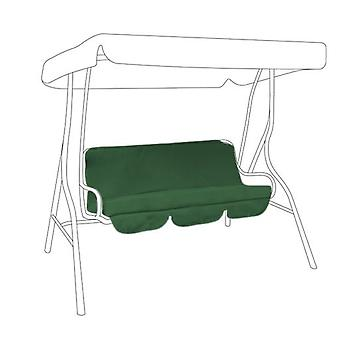Gardenista® Green Replacement Canopy for 2 Seater Swing Seat