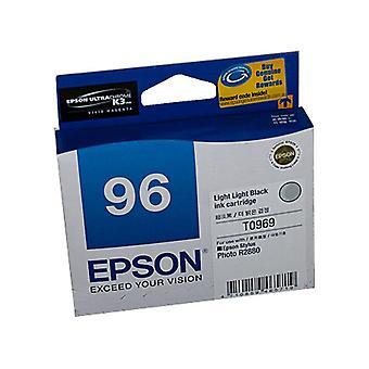 Epson T0969 Light Light Black Ink Cart