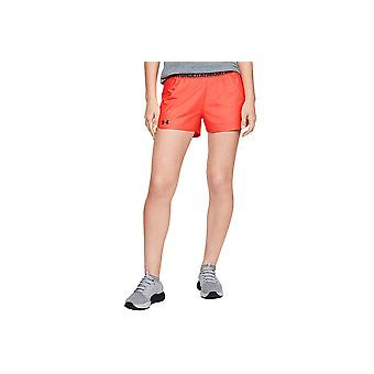 Under Armour New Play Up 3'' Short 2.0 1292231-836 Womens shorts