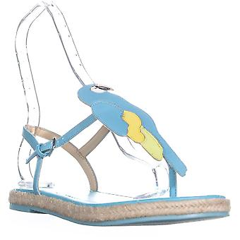 Katy Perry Womens The Polly Open Toe Casual Ankle Strap Sandals
