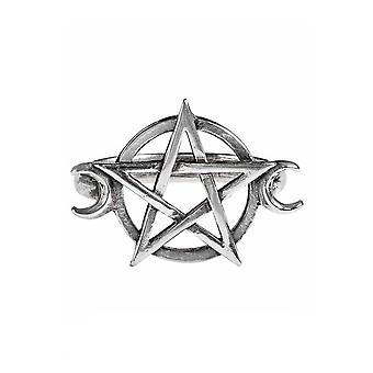 Alchemy Gothic Goddess Ring