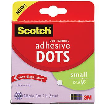 Adhesive Dots Small Craft 300 Pkg 3Madh 300S