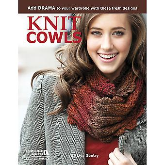 Leisure Arts Knit Cowls: 10 Designs For Every Neck La 5838