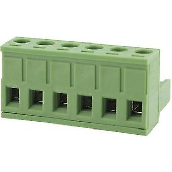 Pin enclosure - cable Total number of pins 2 Degson 2EDGK-5.08-02P-14-00AH Contact spacing: 5.08 mm 1 pc(s)