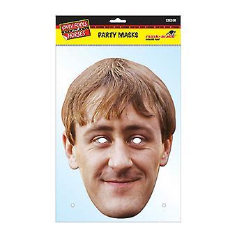 Rodney Trotter offizielle Only Fools and Horses Karte Partei Gesichtsmaske