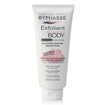 Byphasse Toning Body Scrub 350 Ml Sensitive Skin (Schönheit , Körper , Peelings)