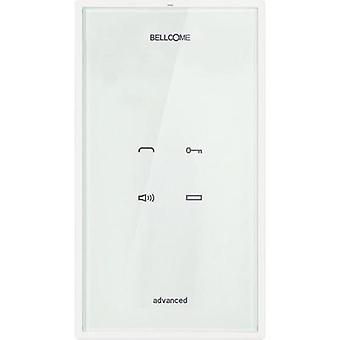 Door intercom Corded Bellcome ATA.0S402.BLW White
