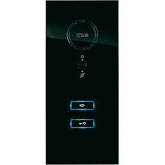 Door intercom Corded Indoor panel m-e modern-electronics ADV-100 SS Black