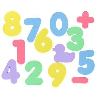 Art & Craft EVA Foam Pack of 30 Colourful Numbers