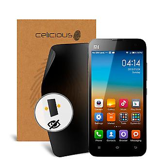 Celicious Privacy Xiaomi Mi 2S 2-Way Visual Black Out Screen Protector