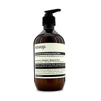Aesop Ehrfurcht Aromatique Hand Balsam - 500ml / 17,2 oz