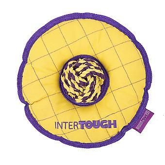 Intertough Donut Frisbee 20 X 7cm (Pack of 6)