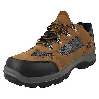 Mens Hi-Tec Safehike Low Safety Boots