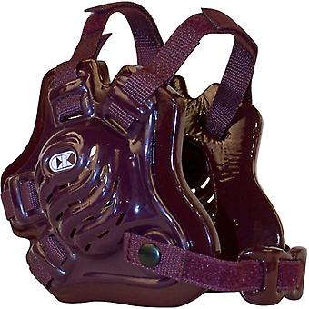 Cliff Keen F5 Tornado Wrestling Headgear - All Maroon