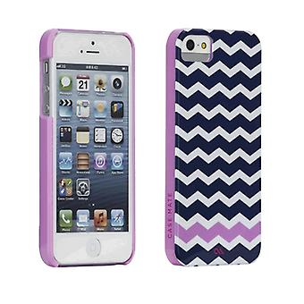 Case-Mate Barely There Prints for iPhone 5s/5 (Ziggy Zag)