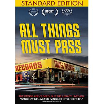 Importazione di USA All Things Must Pass [DVD]