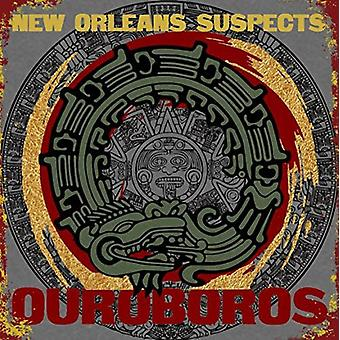 New Orleans Suspects - Ouroboros [CD] USA import