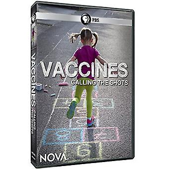 Nova: Vaccins-roept de schoten [DVD] USA importeren