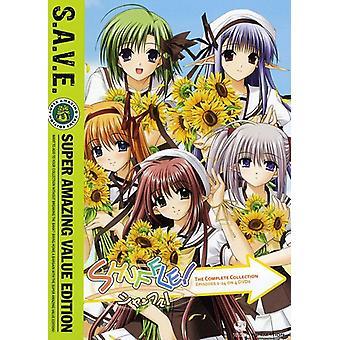 Shuffle - Shuffle: Box Set-S.a.V.E. [DVD] USA import