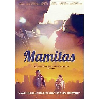 Mamitas [DVD] USA import