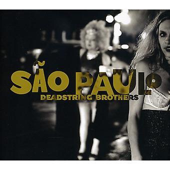 Deadstring brødre - Sao Paolo [CD] USA importerer