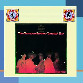 Chambers Brothers - Greatest Hits [CD] USA import