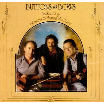 Jackie Daly - Buttons & Bows [CD] USA import