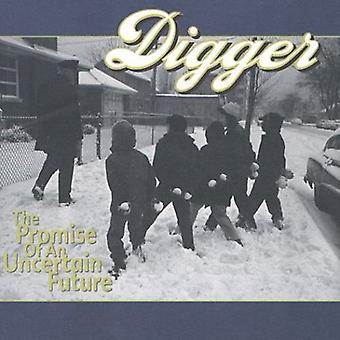 Digger - Promise of an Uncertain Future [CD] USA import