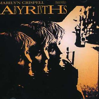 Marilyn Crispell - labyrinter [CD] USA import