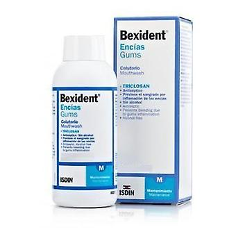 Isdin Bexident Gums Mouthwash with Triclosan