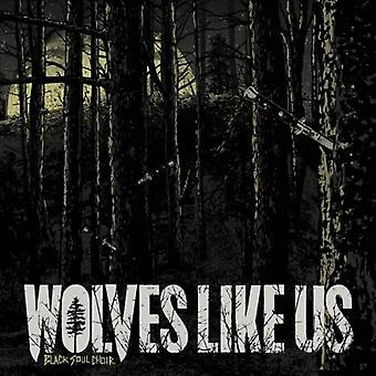 Ulve kan lide os - sort sjæl kor [Vinyl] USA importerer