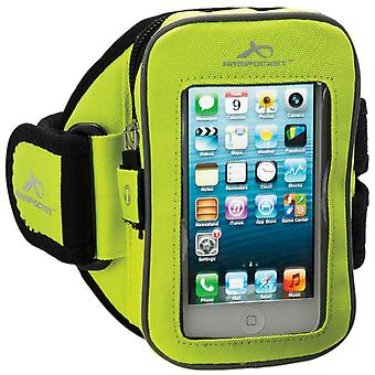 Armpocket i-25 Armtasche - Gelb