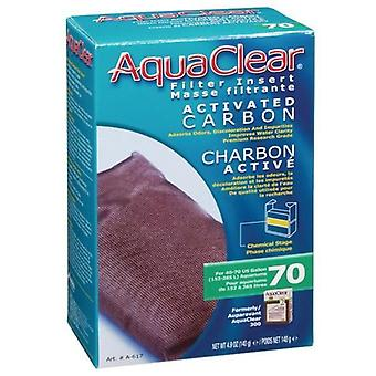 Aquaclear Filter Inserts Act. Carbon 70