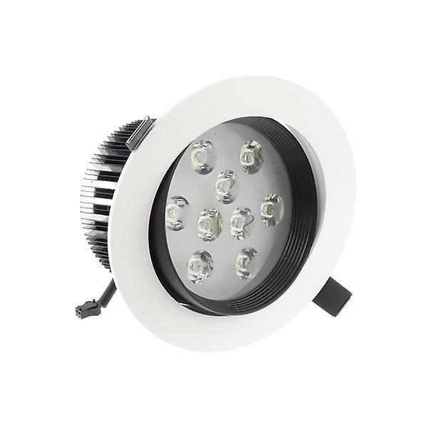 I LumoS High Quality Epistar 12 Watts Black & White LED Spot Downlight