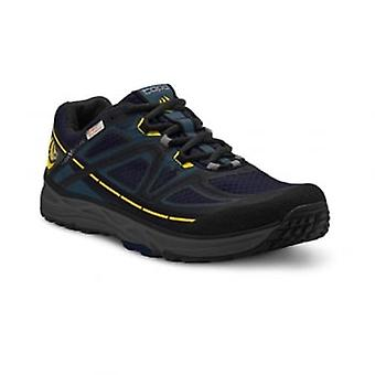Hydroventure Mens Low Drop & Wide Toe Box Trail Running Shoes Navy/Black