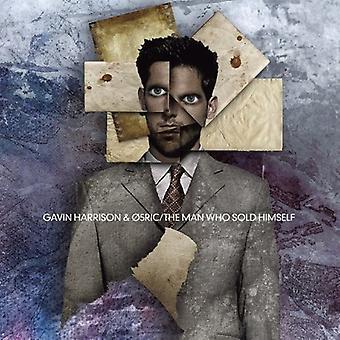Harrison, Gavin / O5Ric - mand, der solgte sig selv [CD] USA import